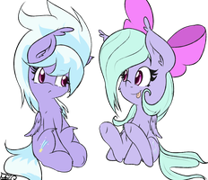Fillies. by FreeFraQ