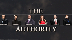 The Authority HD Wallpaper (1920x1080) by TheSecondCitySaintHD