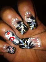 Hello Kitty on crack by pierrettepaola