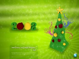 Merry Xmas 2008 by HeDzZaTiOn