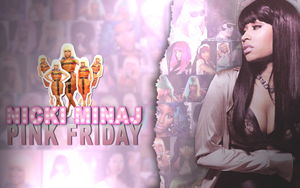 Nicki Minaj Pink Friday v.2 by patrycjaap94