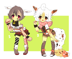 New base test - Adoptables - CLOSED by Ayuki-Shura-Nyan