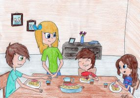 concurso- divercion en familia by floorcetha-11