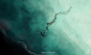 Bottom Of The Sea V2 by MatheusFS