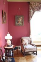 [I008] Boldt Castle Victorian Drawing Room by MANGO-stock
