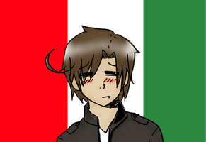 Casual Romano by The-Southern-Italian