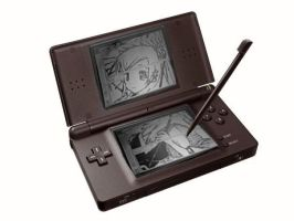 Orihime Inoue Pictochat DS by Ax3lkami