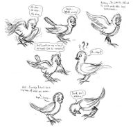 A Bird's Life - Storyboard by Atrixfromice