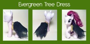 Evergreen Dress by CuteTherapy