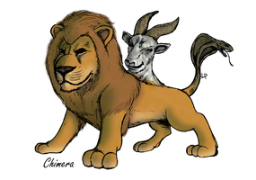 Chimera by 94cape69