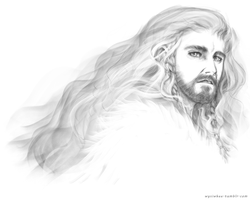 Thorin by wysiwhee