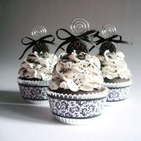 Cookies N Cream Faux Cupcake1 by CreativeAbubot