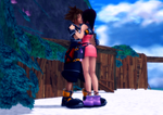 The Song of the Sea and Sky -MMD- by Ri--ft