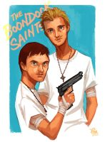 Boondock Saints by flominowa