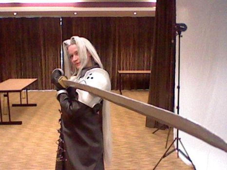 Sephiroth at Ayacon FFR by JenovaBoi