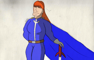 EngelReise - Sigmund the 'Great' (Colored) by Siontix