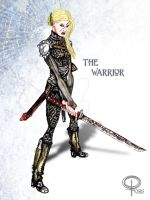 The Warrior by sethu13