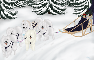 The Merry Musher by Snomyth