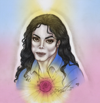 Magic MJ by moonfeather