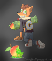 What if... (For Contest) by LizardBat
