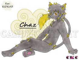 Chaz for KIDKAZ by candykittycat