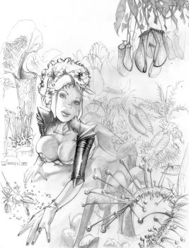 POISON IVY by GGIANO