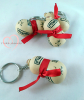 Gaara gourd Keyrings by ilikeshiniesfakery