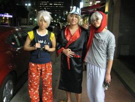 Bleach Cosplay: Pajama group by Akusesu