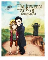 Halloween at 221B by Nofavrell