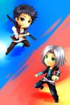 KHR: Rain and Storm by elRion-XIII