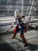 Assassin's Creed III - Connor Cosplay by zahnpasta