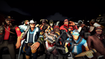 My TF2 Characters by StormDragon98