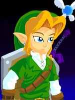 Hylian Hero by SmashToons