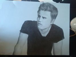 Paul Wesley by SaraLjosdal