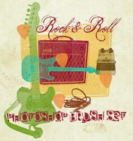 rock and roll brushes by skipgo