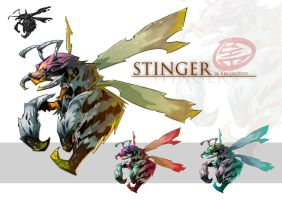 STINGER by KimJacinto