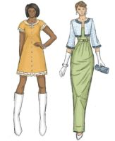 Dresses 4: The Sixties by taylor-of-the-phunk