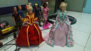 barbie robe ala francaise part 7 by seawaterwitch