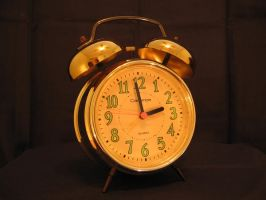 Old Style Clock 2 by Hjoranna