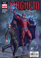 Magneto Rising by HecM