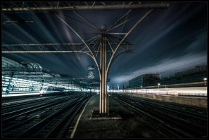 Shadows station by zardo