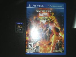 UMvC3 for the PlayStation Vita by DestinyDecade