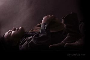 The Death of Cowboy by emjea