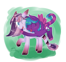 Glomp by Keep-Yourself-Alive