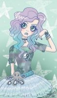 Seapunk Girl by DeadPeppermint