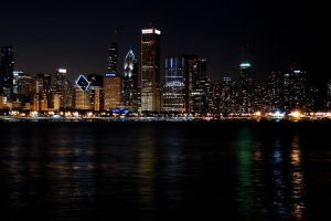 A Chicago Skyline by AnnaEarth