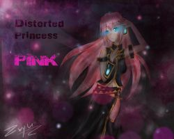Distorted Princess -PINK- by Zuyu
