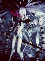 White Rock Shooter by Mysterious-Figure