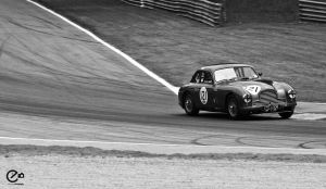 Aston Martin DB2 Lightweight Le Mans by Estranged89