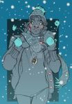 Let it snow! by PaddyMoonshade